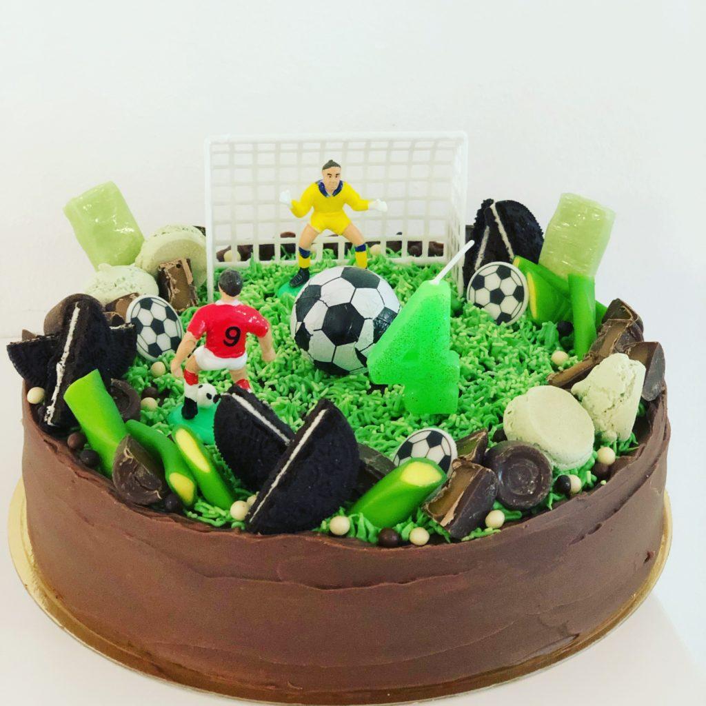 voetbal taart breda yay bestellen