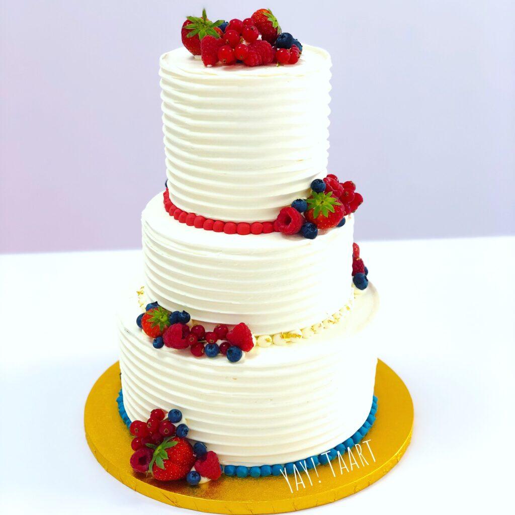 bruidstaart breda yaytaart bestellen taart bruiloft