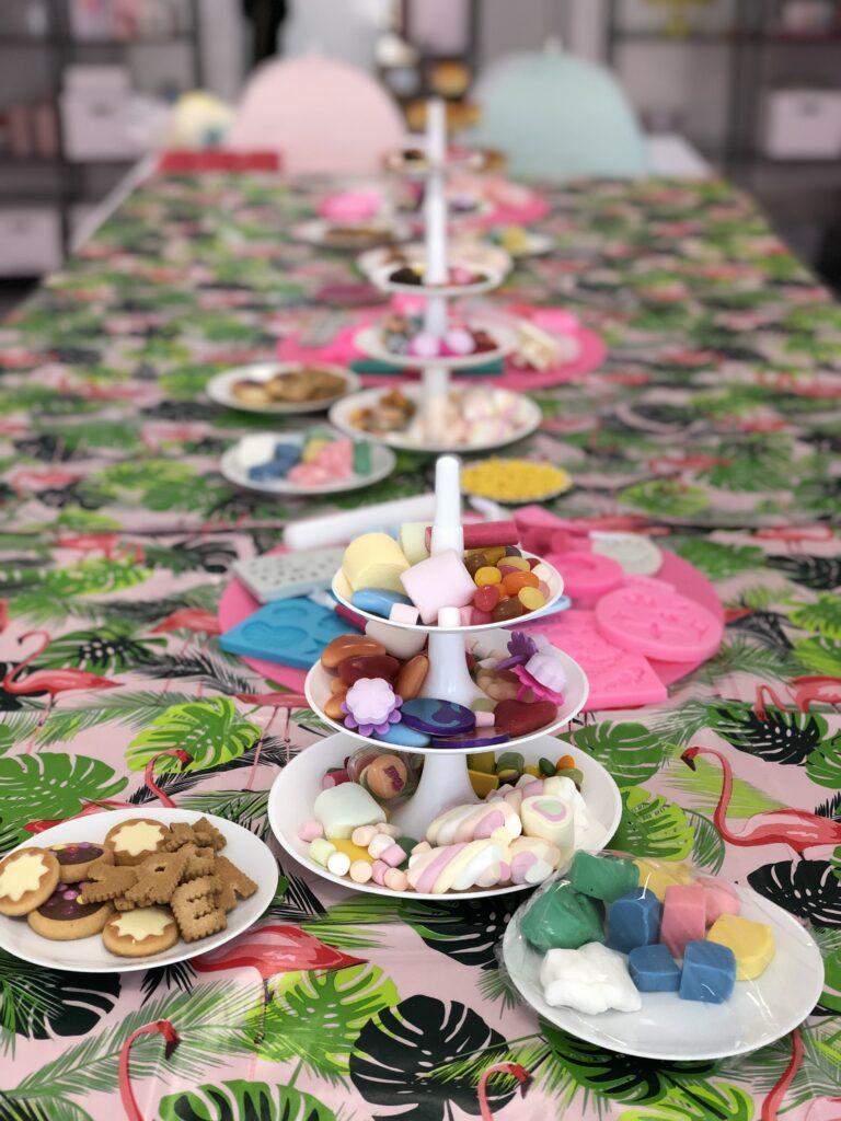 kinderfeestje breda workshop bakken cupcakes versieren yaytaart