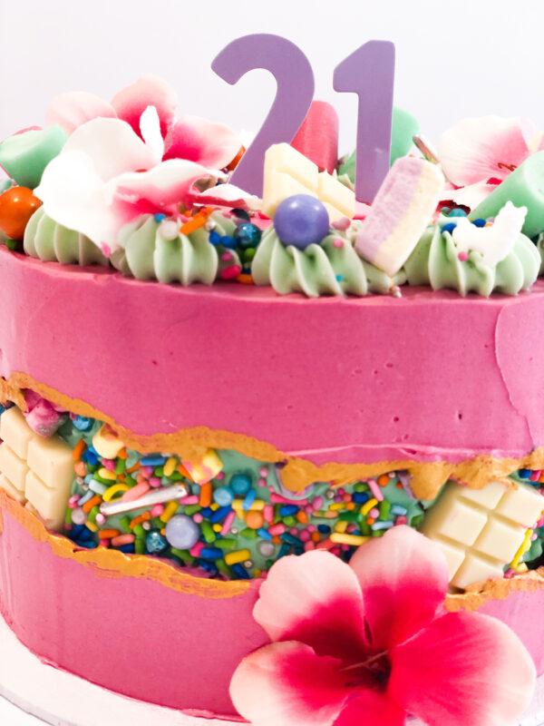 fault line cake workshop breda