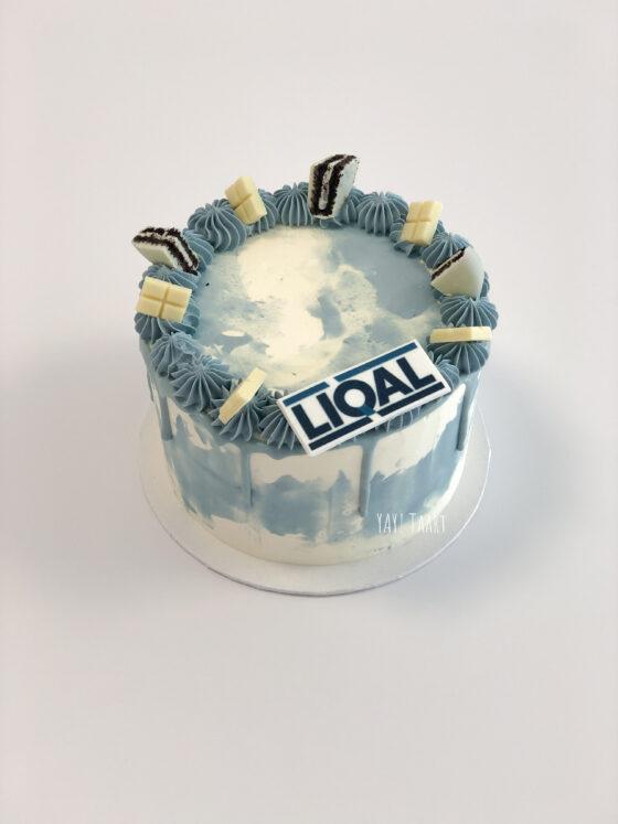 logo bedrijf taart bestellen bezorgen breda