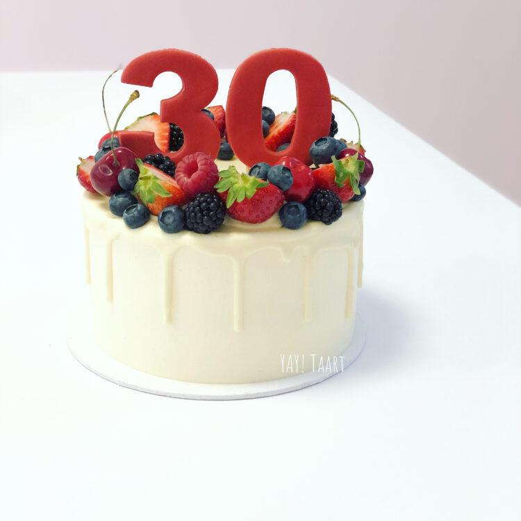 fruit taart breda bestellen