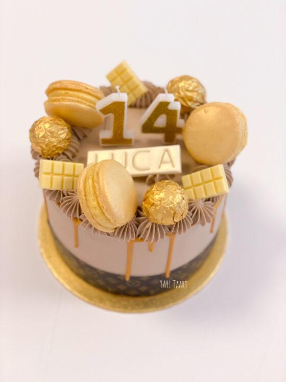 taart chocola breda Louis Vuitton cake taart Breda eetbare print Roosendaal Oosterhout Made Tilburg Rijen etten-leur