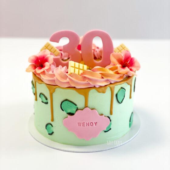 lady leopard cake panter taart breda goud roosendaal tilburg oosterhout made zevenbergen hoeven etten-leur dripcake workshops