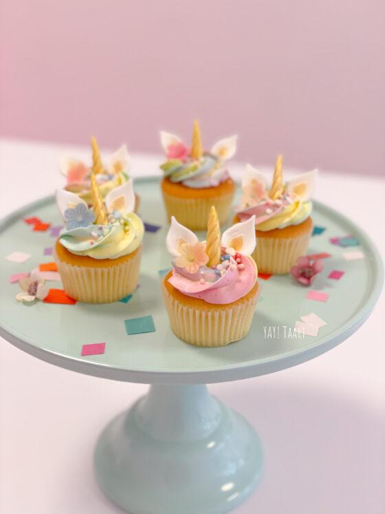 unicorn cupcakes breda oosterhout ulvenhout ginneken roosendaal