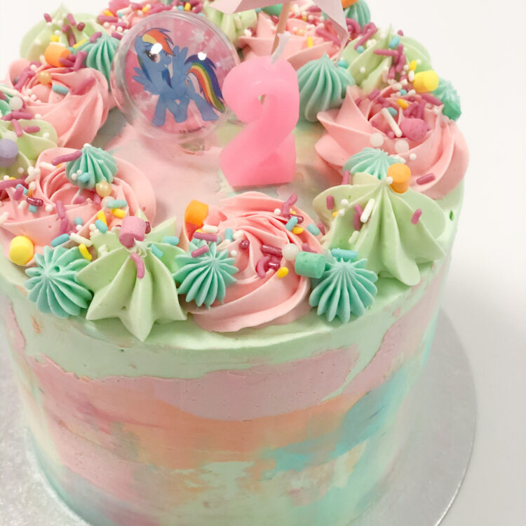 tie dye cake taart kleuren breda oosterhout tilburg roosendaal etten-leur