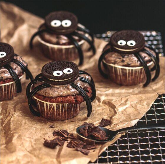 Halloween, cupcakes, workshop, kind, kids, kinderen, weekend, Breda, activiteit,